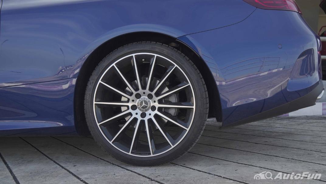 2021 Mercedes-Benz E-Class Cabriolet E 200 AMG Dynamic Exterior 052