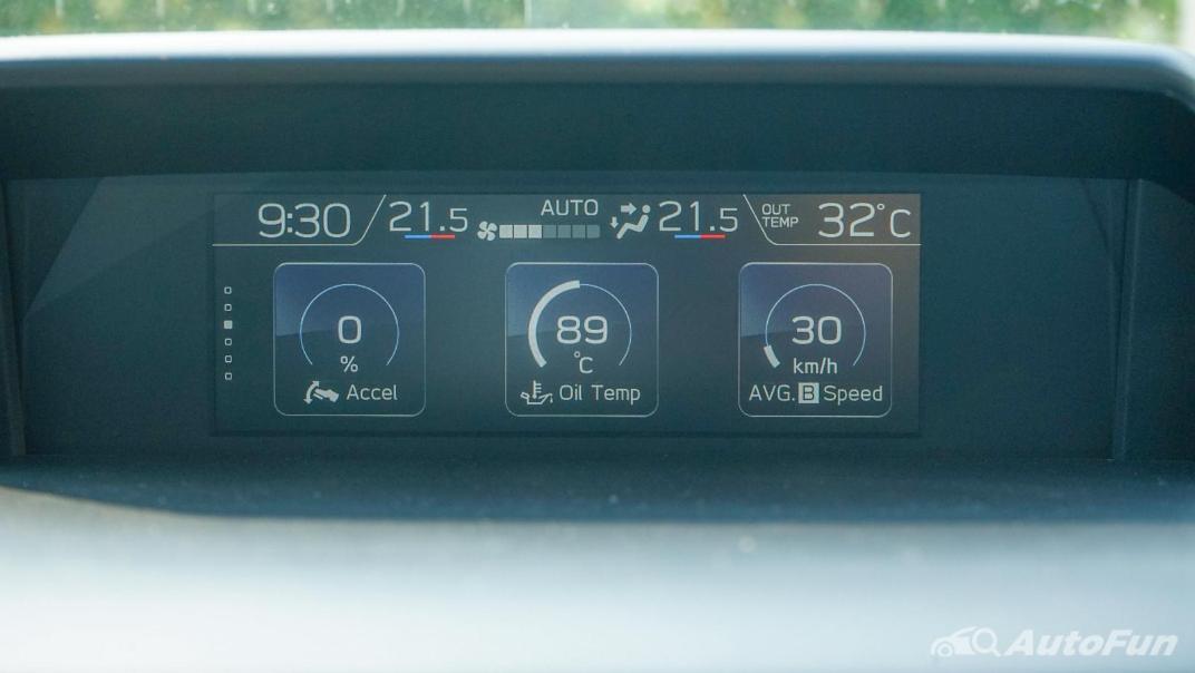 2019 Subaru XV GT Edition Interior 016