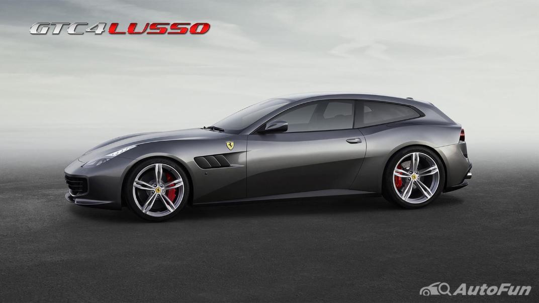 2020 Ferrari GTC4Lusso 6.2 V12 Exterior 011