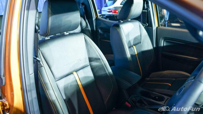 2021 Ford Ranger Wildtrak Interior 001