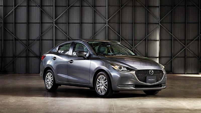 2021 Mazda 2 เพิ่มออพชั่นกล้องมองรอบคัน งานนี้ผ่อนคุ้มมั้ยเมื่อเทียบกับ Honda City Hatchback และ Toyota Vios 02