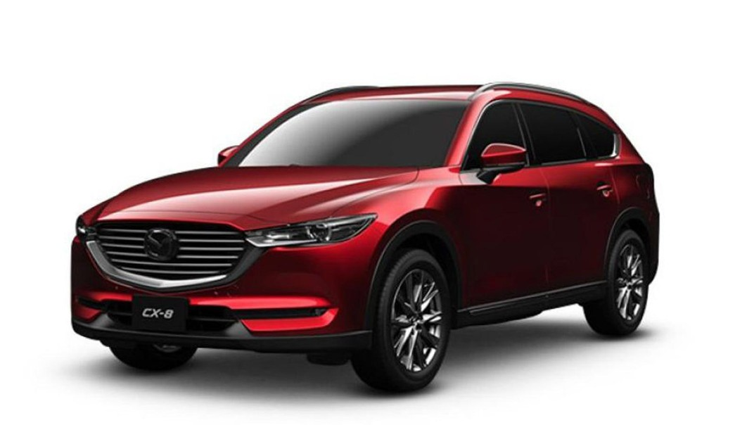 Mazda CX-8 Public 2020 Others 007