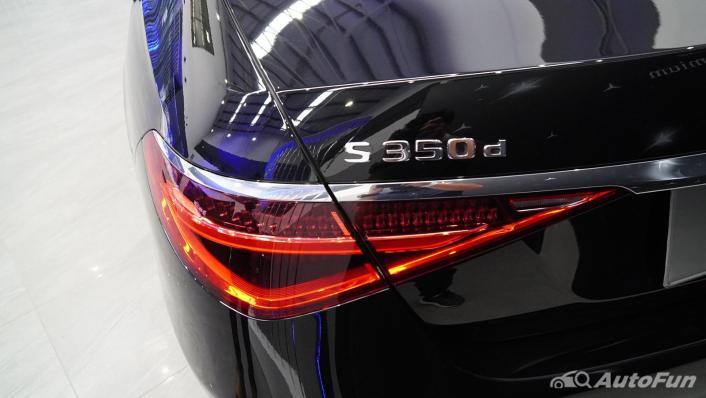2021 Mercedes-Benz S-Class S 350 d AMG Premium Exterior 008
