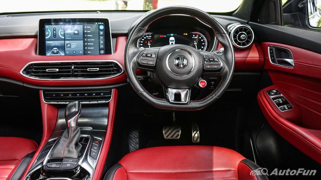 2020 MG HS 1.5 Turbo X Interior 002