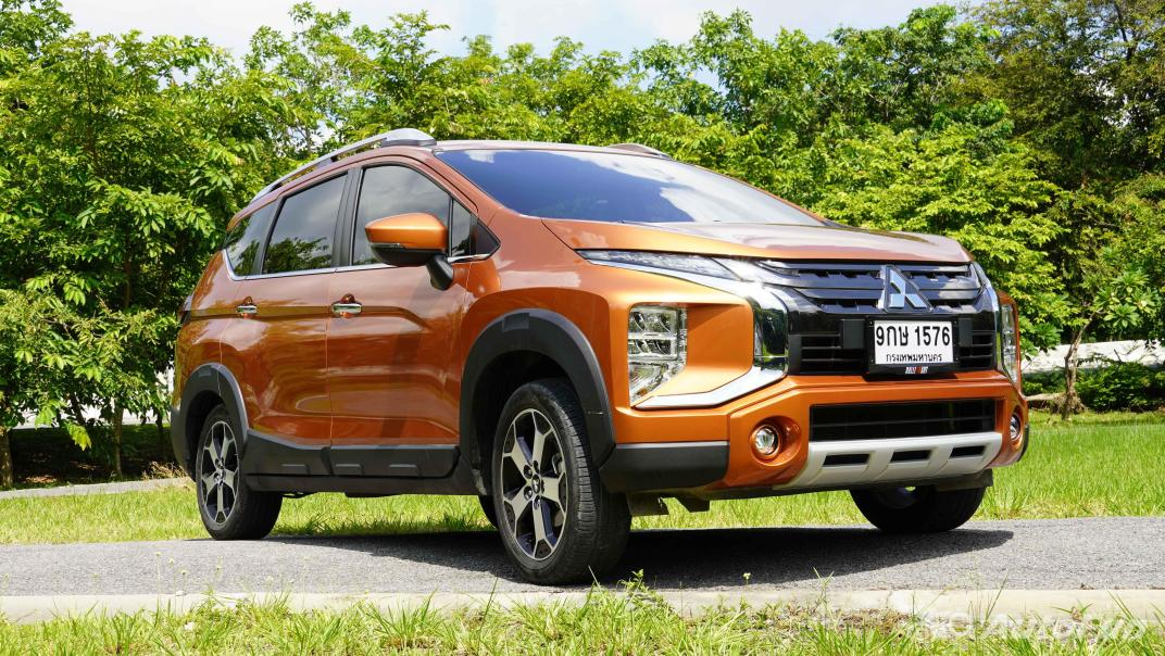 2020 1.5 Mitsubishi Xpander Cross AT Exterior 004