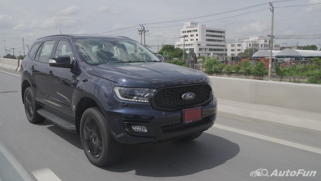 2021 Ford Everest 2.0L Turbo Titanium 4x2 10AT - SPORT Exterior 041