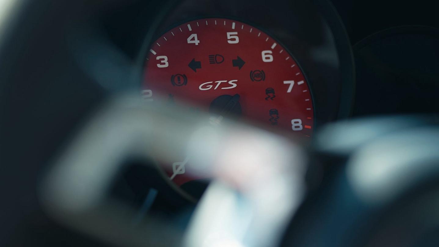 Porsche 718 2020 Interior 005