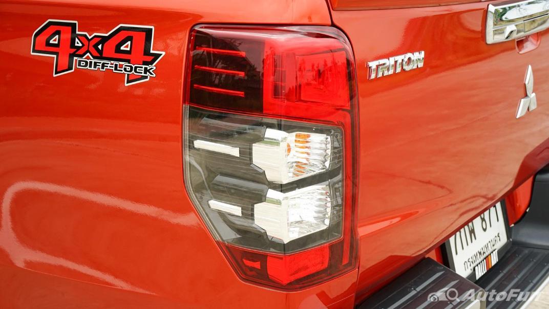 2020 Mitsubishi Triton Double Cab 4WD 2.4 GT Premium 6AT Exterior 022