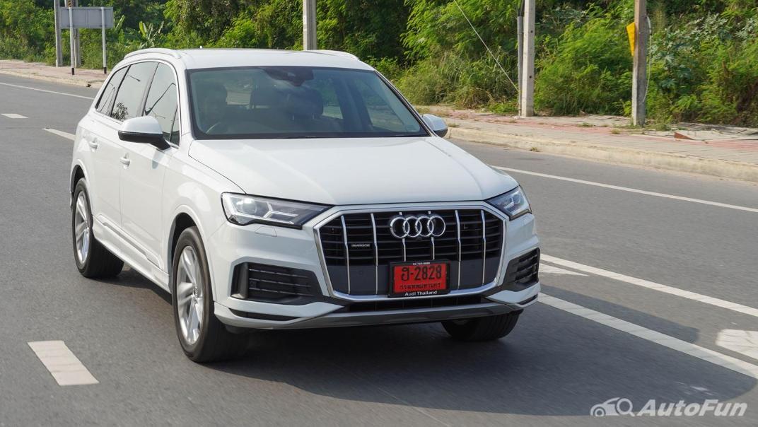 2020 Audi Q7 3.0 45 TDI Quattro Exterior 025