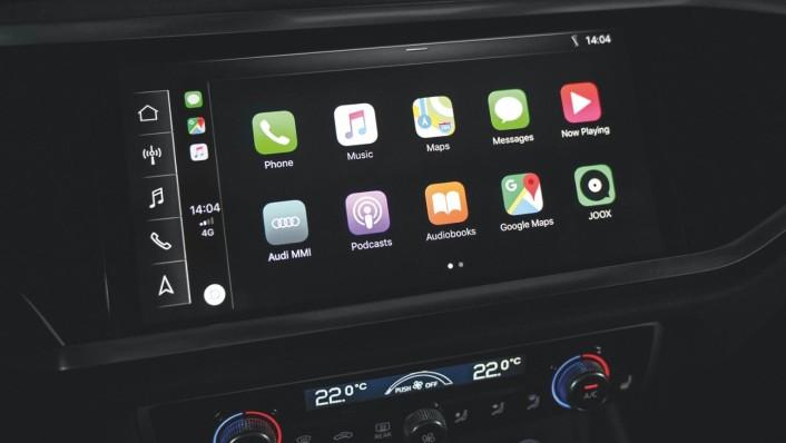 Audi Q3 Public 2020 Interior 003