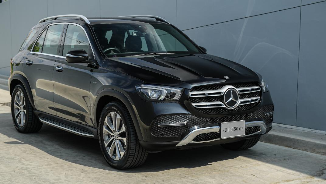 2021 Mercedes-Benz GLE-Class 350 de 4MATIC Exclusive Exterior 039