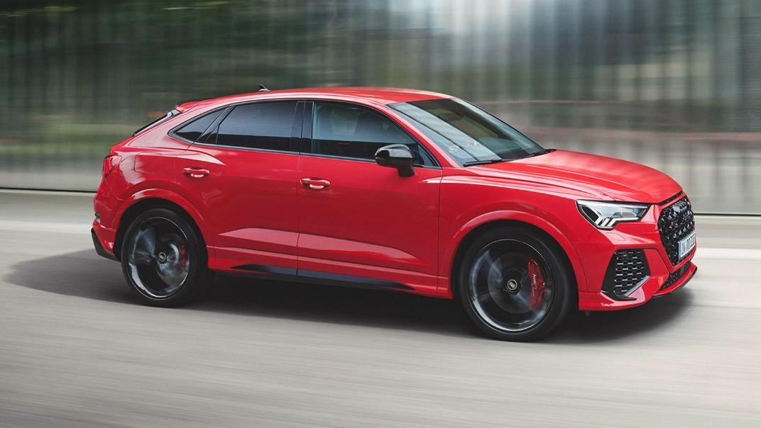 2021 Audi RS Q3 Sportback quattro Exterior 004