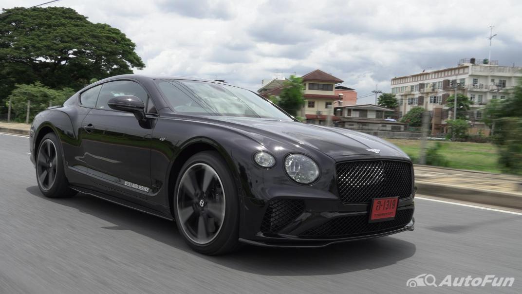 2020 Bentley Continental-GT 4.0 V8 Exterior 060
