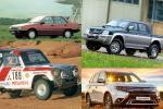 รวม Mitsubishi 3 รุ่นเป็นตำนานในไทย เคยขายดีเป็นกระแส แต่ปัจจุบันเหลือแค่ชื่อ