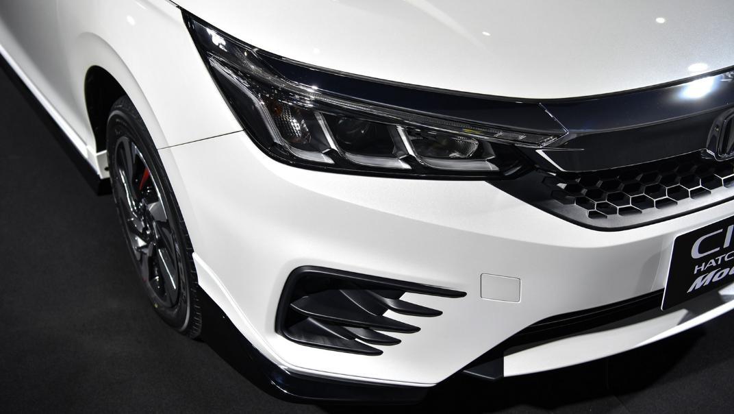 2021 Honda City Hatchback 1.0 Turbo SV Exterior 009
