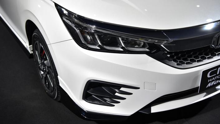 2021 Honda City Hatchback 1.0 Turbo SV Exterior 009