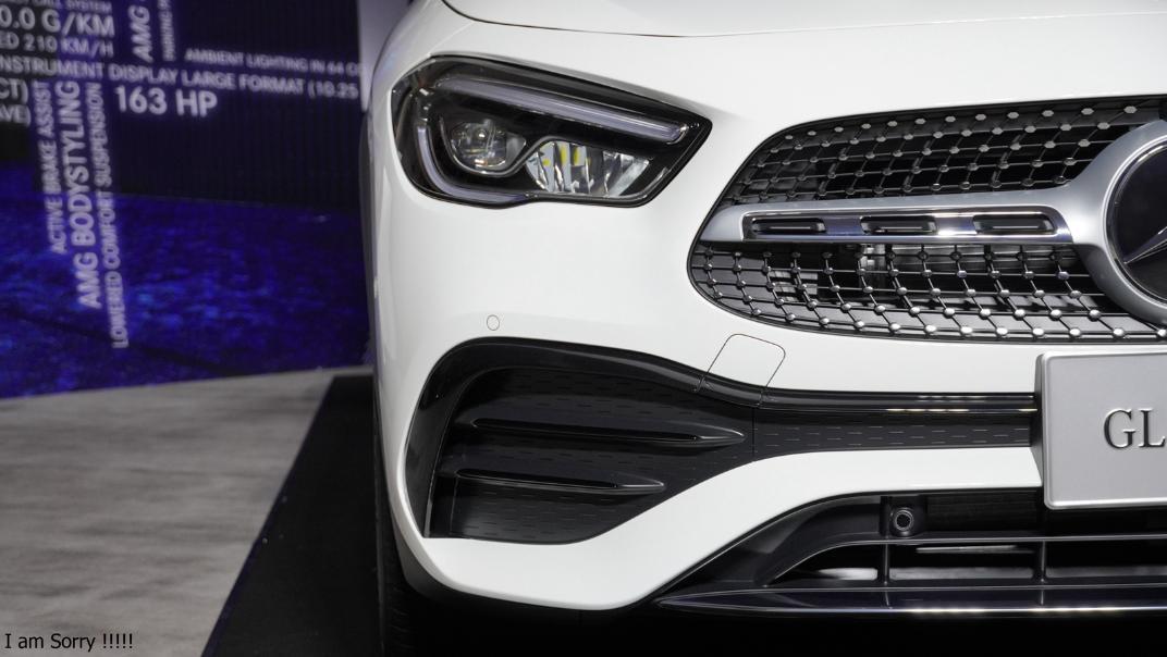 2021 Mercedes-Benz GLA-Class 200 AMG Dynamic Exterior 009