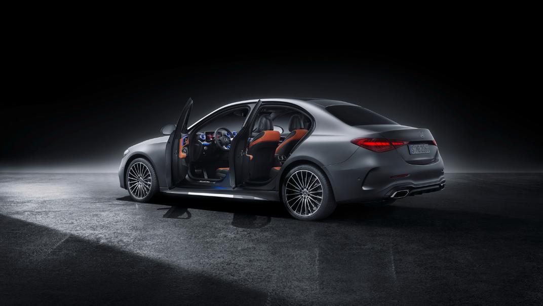 2021 Mercedes-Benz C-Class W206 Upcoming Version Exterior 020