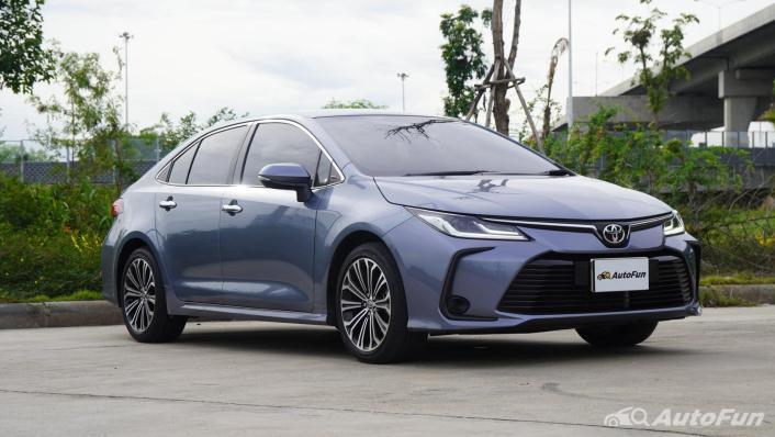 2021 Toyota Corolla Altis 1.8 Sport Exterior 003