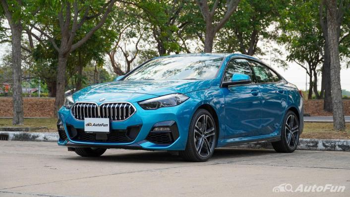 2021 BMW 2 Series Gran Coupe 220i M Sport Exterior 001