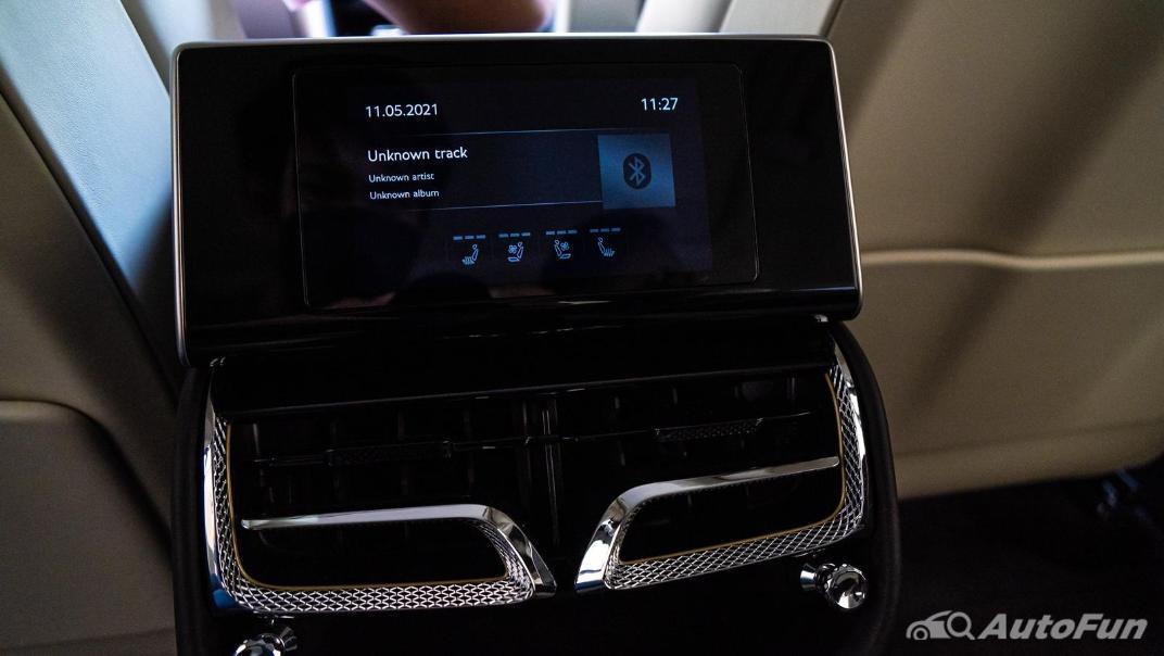 2020 Bentley Flying Spur 6.0L W12 Interior 040