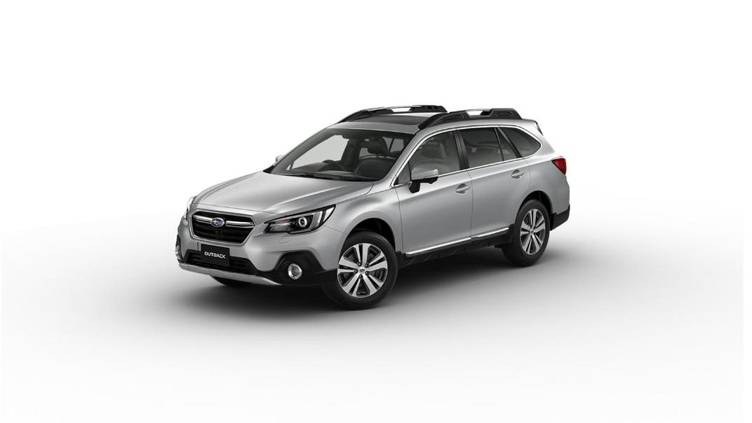 Subaru Outback 2.5i-S Exterior 006