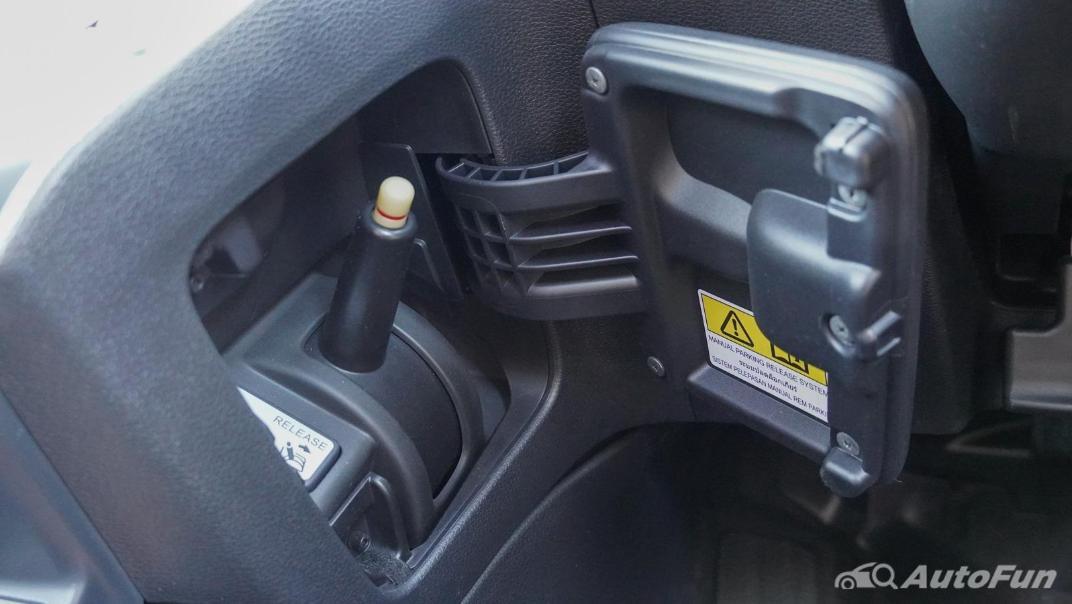2020 1.6 Honda CR-V DT-EL 4WD Interior 014