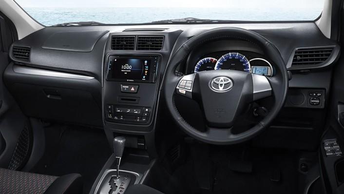 Toyota Avanza Public 2020 Interior 002