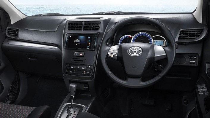 Toyota Avanza 2020 Interior 002