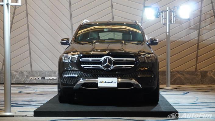 2021 Mercedes-Benz GLE-Class 350 de 4MATIC Exclusive Exterior 002