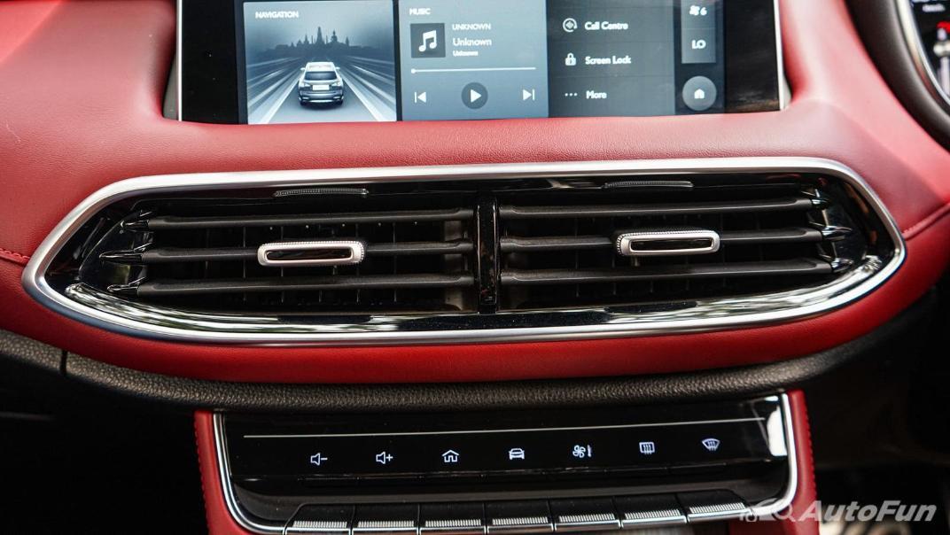2020 MG HS 1.5 Turbo X Interior 017