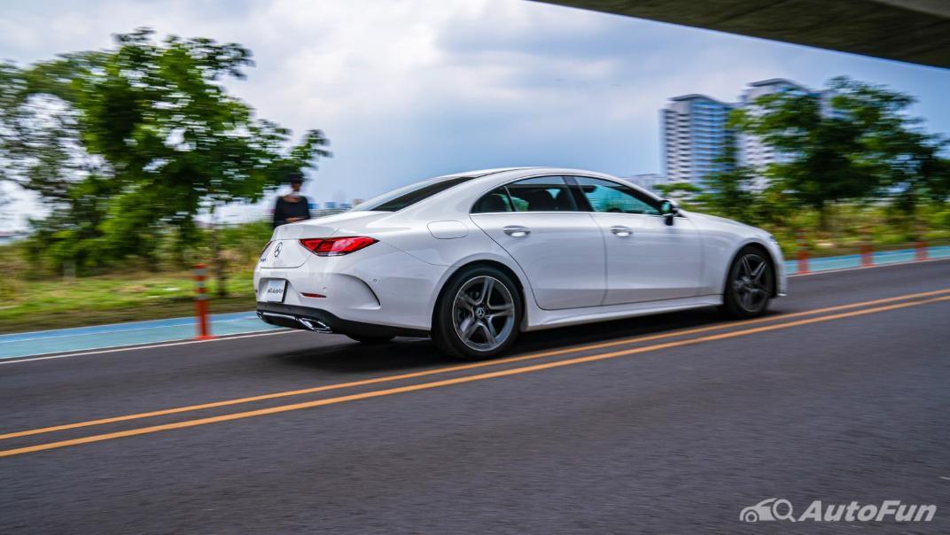 2021 Mercedes-Benz CLS 220 d AMG Premium Exterior 053