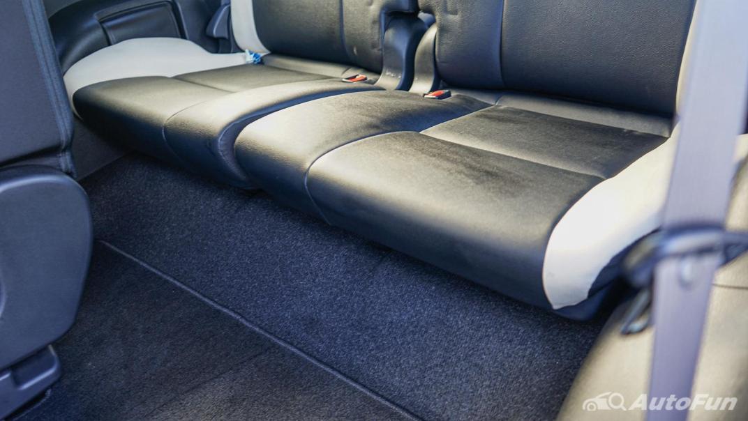 2020 Toyota Fortuner 2.8 Legender 4WD Interior 048