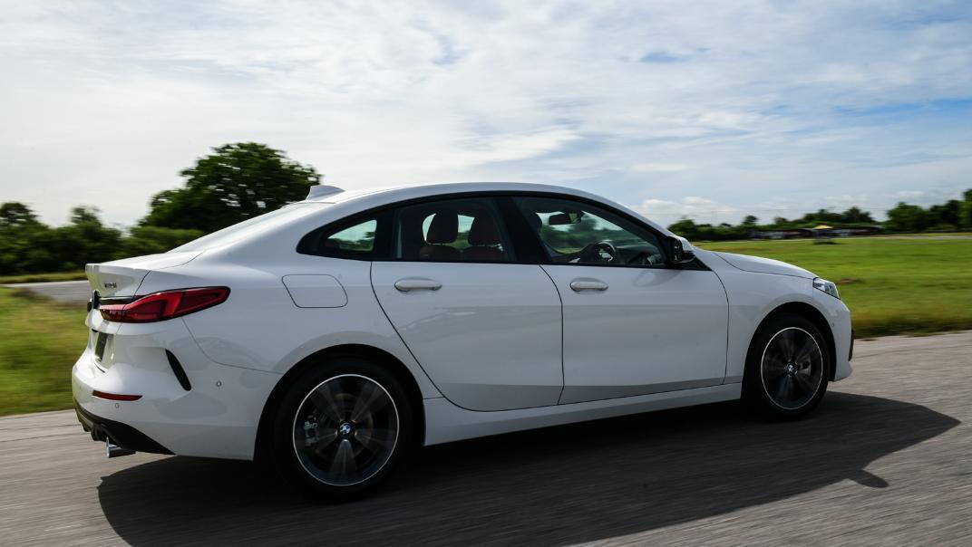 2021 BMW 2 Series Gran Coupe 220i Sport Exterior 004