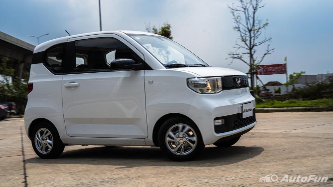 2020 Wuling Mini EV Exterior 045