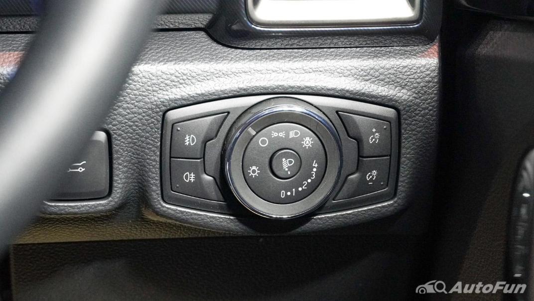 2021 Ford Everest Titanium+ Interior 009
