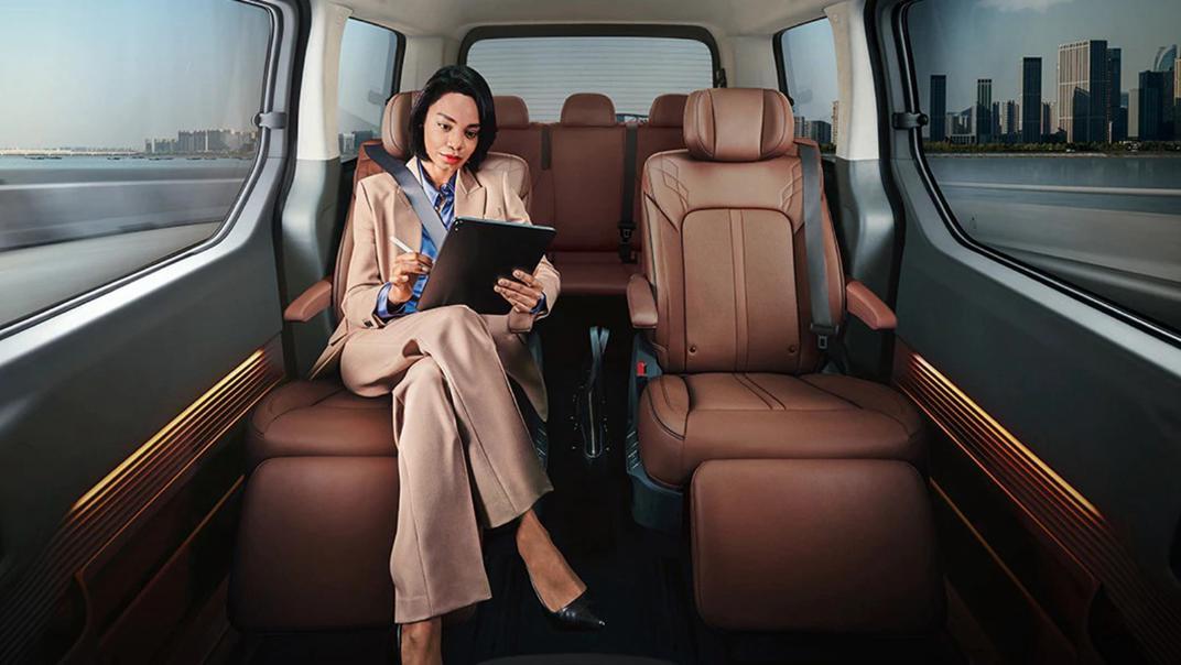 2021 Hyundai Sratia Interior 003
