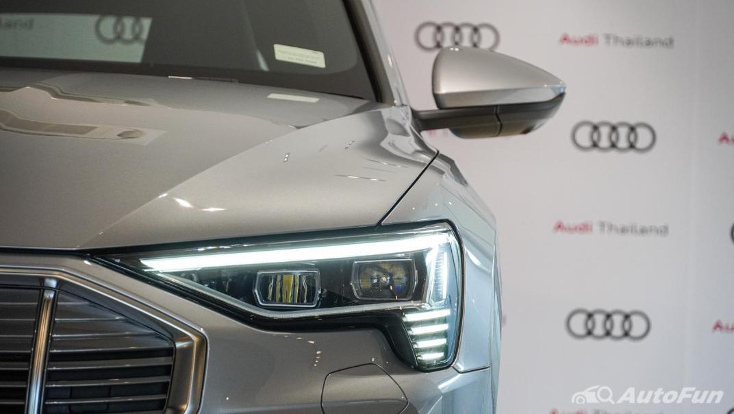 2020 Audi E Tron Sportback 55 quattro S line Exterior 022