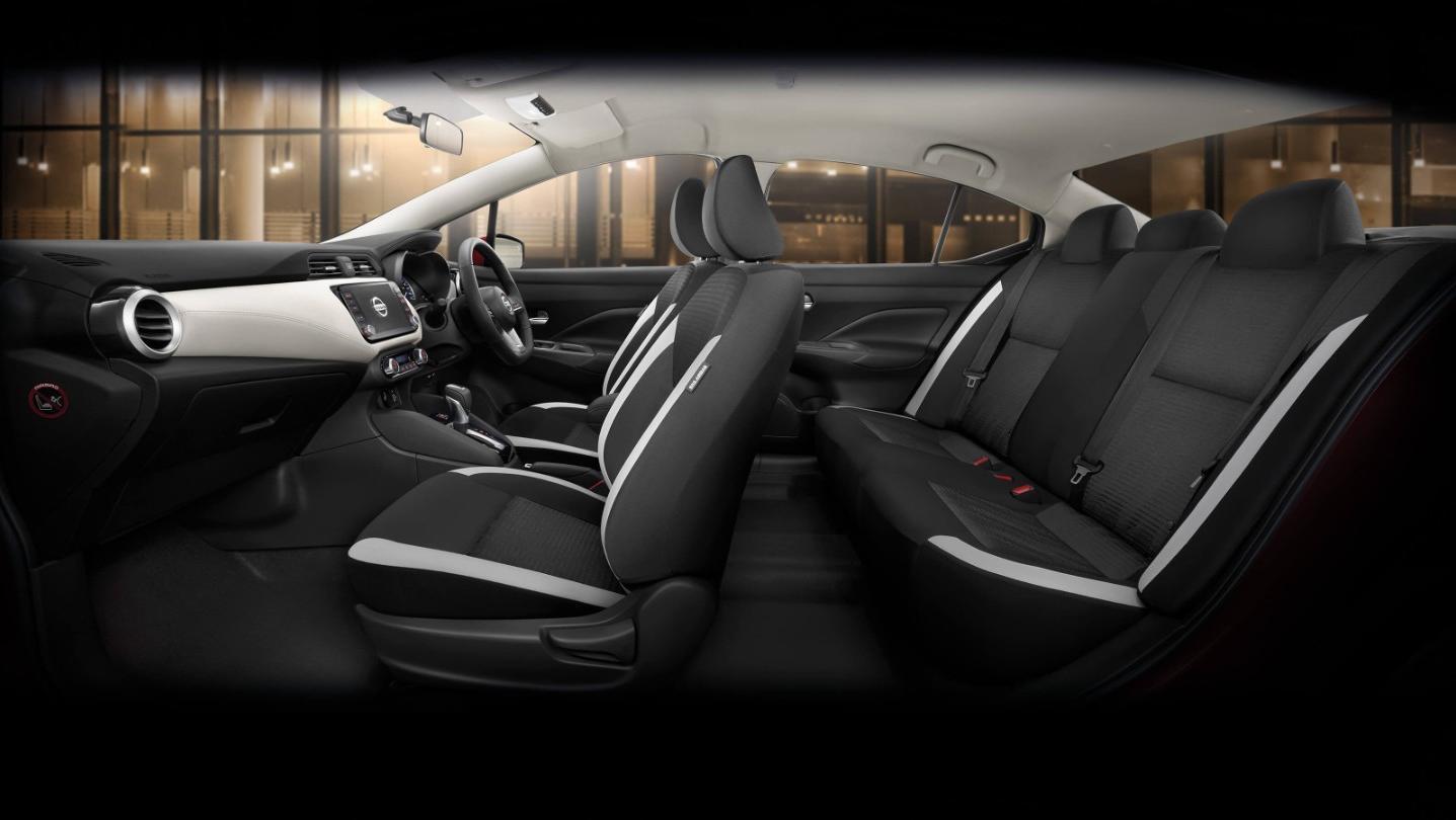 Nissan Almera 2020 Interior 004