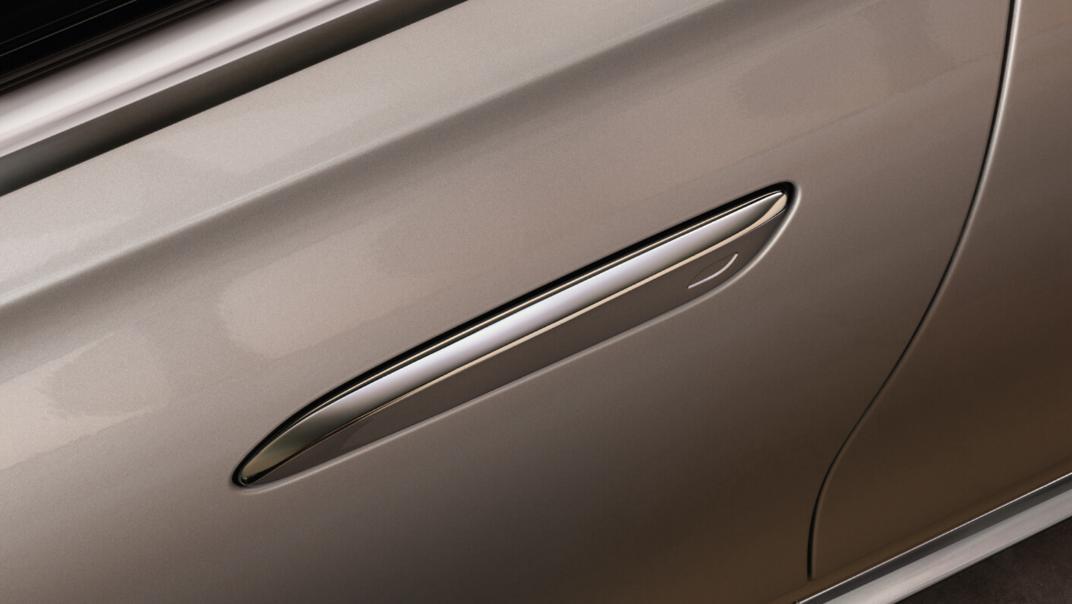 2021 Mercedes-Benz S-Class Exterior 009