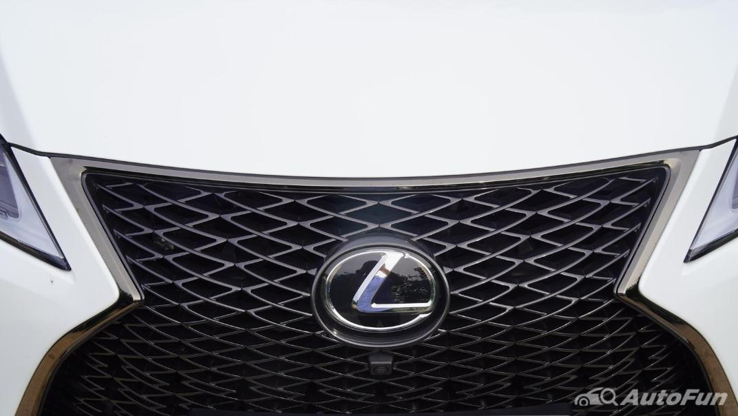 2020 Lexus RX 3.5 350 F Sport Exterior 020