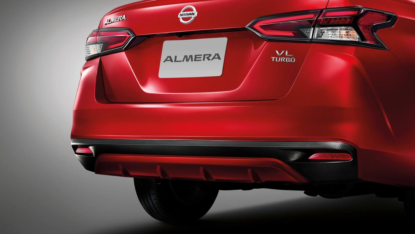 Nissan Almera 2020 Exterior 004