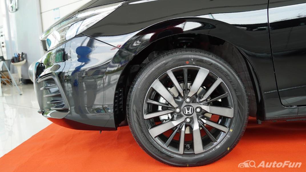 2021 Honda City Hatchback e:HEV RS Exterior 067