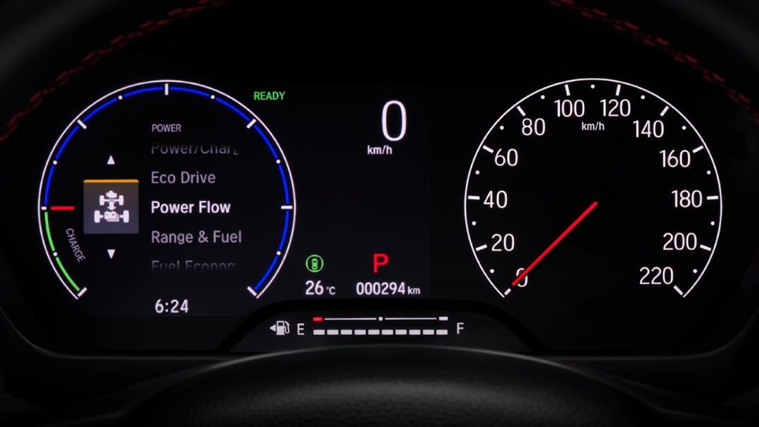 2021 Honda City Hatchback e:HEV RS Interior 107