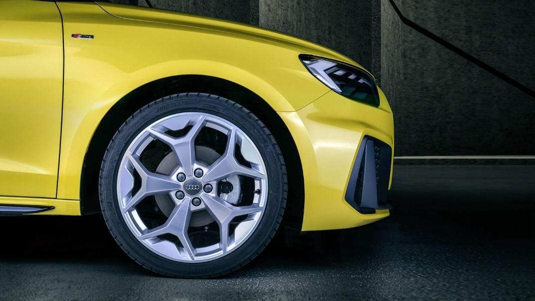 Audi A1 Sportback 2020 Exterior 007