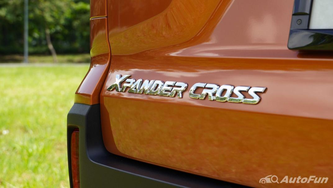 2020 Mitsubishi Xpander 1.5 Cross AT Exterior 024