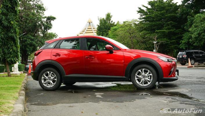 2020 Mazda CX-3 2.0 Base Exterior 004