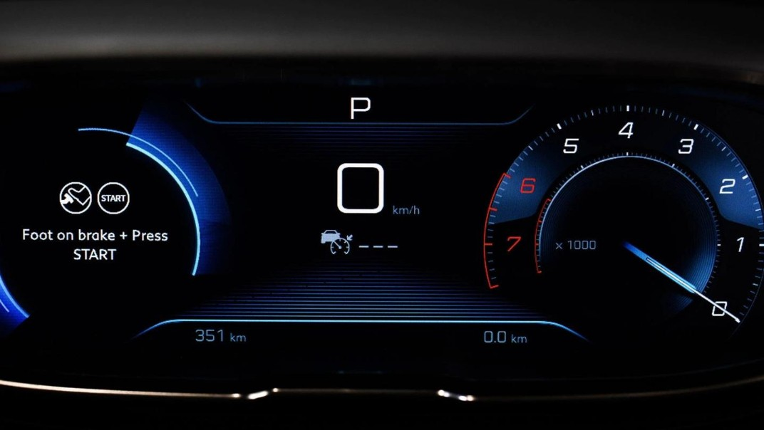 Peugeot 3008 2020 Interior 002