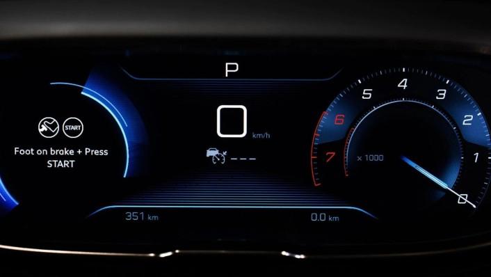 Peugeot 3008 Public 2020 Interior 002