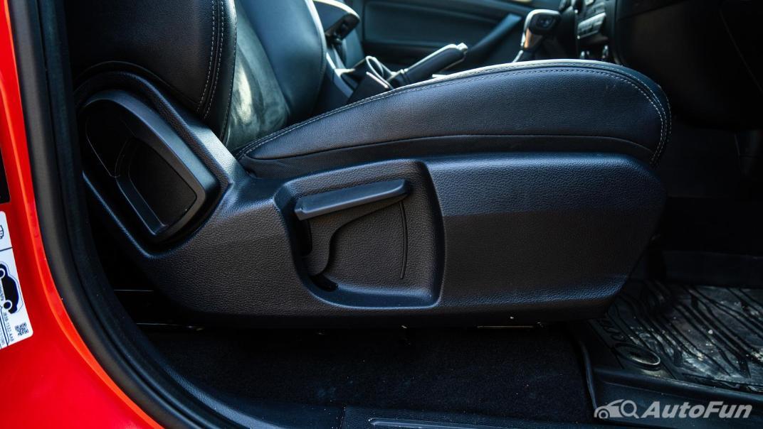 2021 Ford Ranger FX4 MAX Interior 025